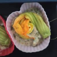 Muffin gustosi e leggeri con i fagiolini step 2