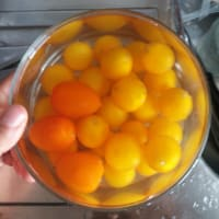 Salsa agrodolce: mango e pomodoro paso 1