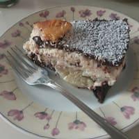 Cheesecake tropicale con cavolfiore step 7
