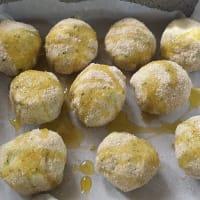 Polpette al forno con patate e zucchine paso 4