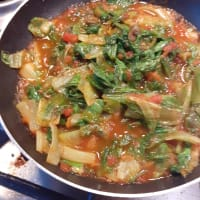 Tonno e insalata cotta al pomodoro paso 3