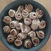 Cinnamon Rolls vegani step 5