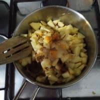 Torta di mele con composta di mele step 4