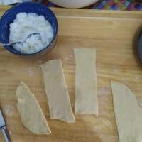 Rotoli al cocco e limone paso 3