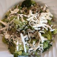 Farro ai broccoli