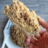 Torta Crumble con composta di mele Light E Veloce! step 1