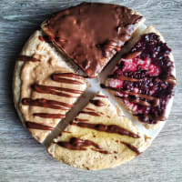 Piada Pancake .. 4 Stagioni