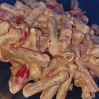 Sedanini gluten free alle lenticchie con pomodorini e ricotta