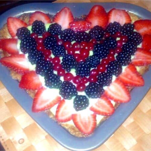 tarta de amor