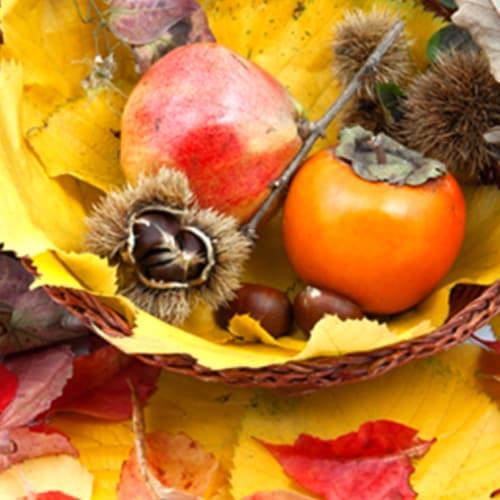 Crumble autumn