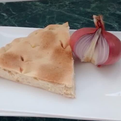Calzone onion
