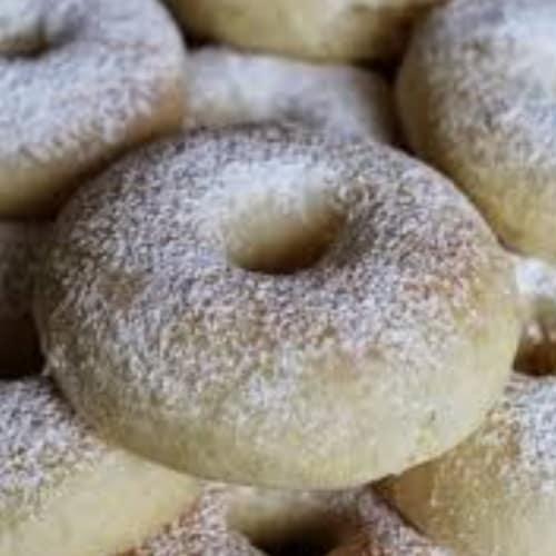 rosquillas al horno