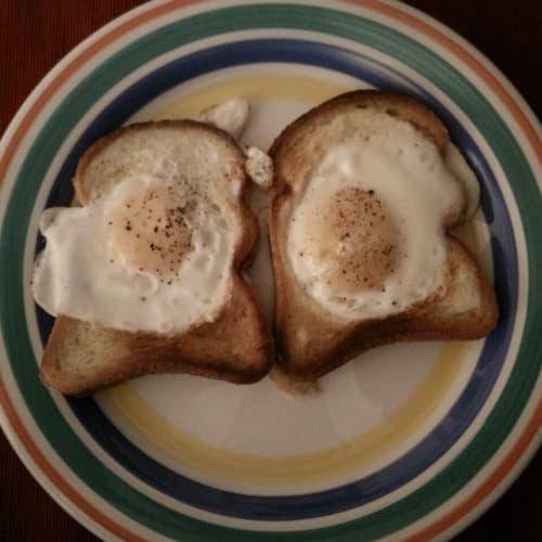 Huevos de América