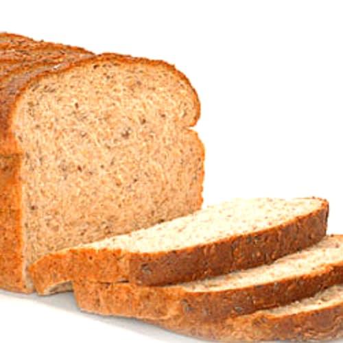 pan tostado ligero