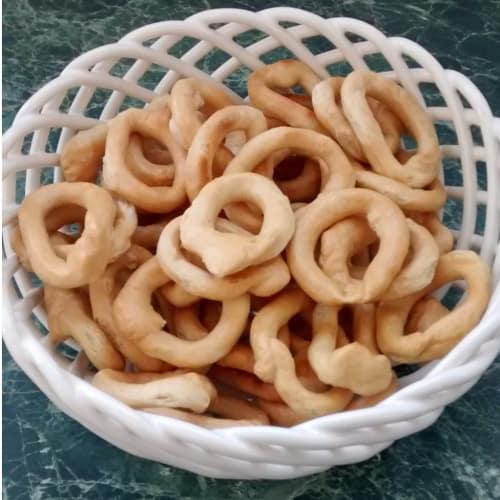 boiled Taralli