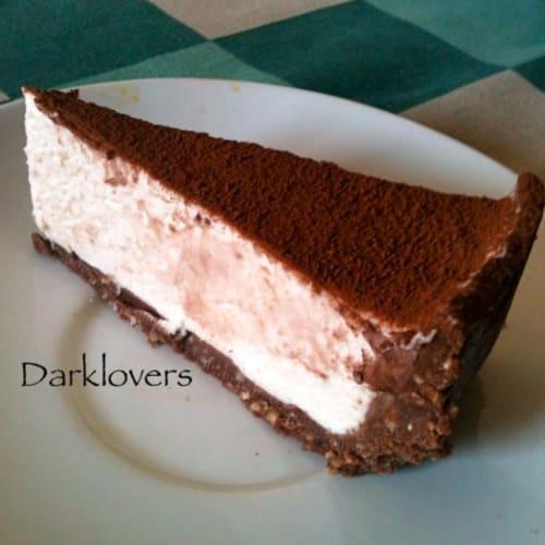 pastel de queso Tiramisu