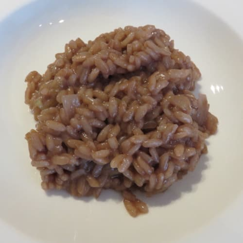 Risotto with Amarone Valpolicella