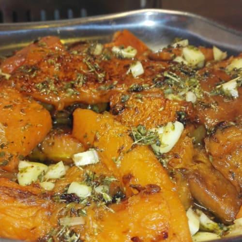 Pumpkin light simple to prepare