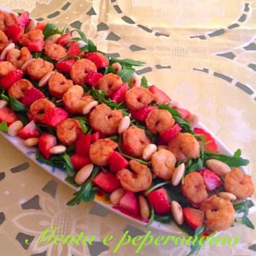 spring shrimp salad