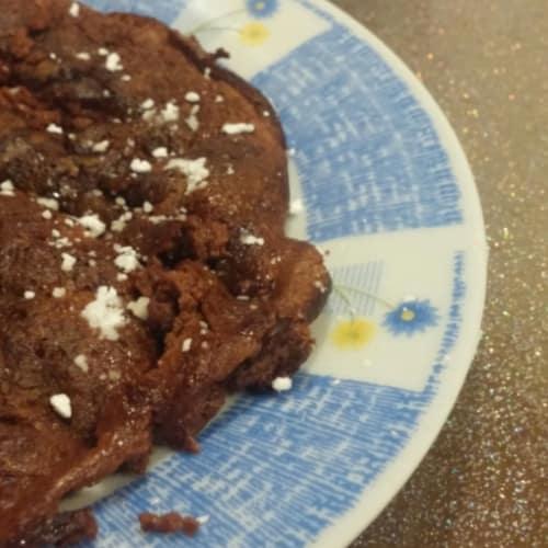 Frittata proteica al cacao