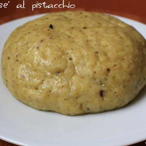 Brise pistachio without butter