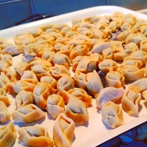 gluten de Piedmont Plin