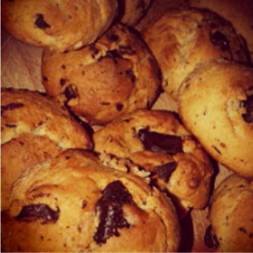 Biscotti al latte e zenzero