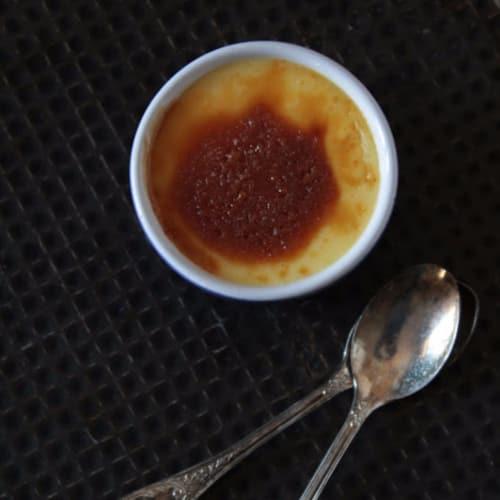 Crème brulée de amelie