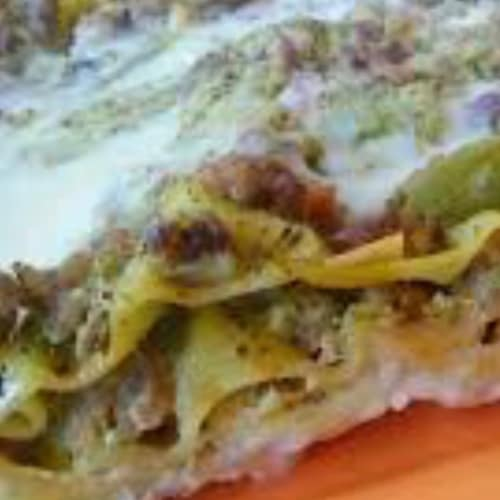 Lasagna broccolata