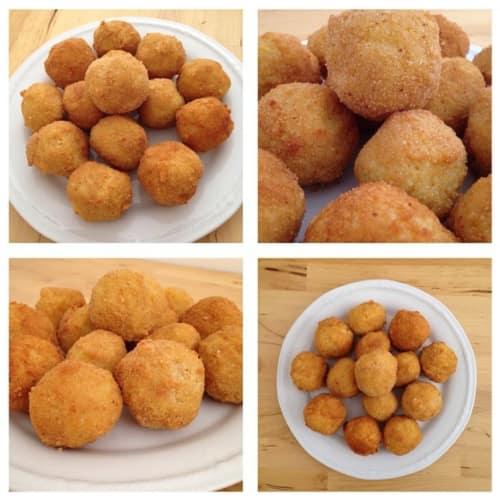 Meatballs cous cous