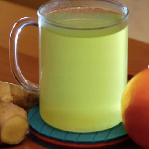Herbal tea flat stomach