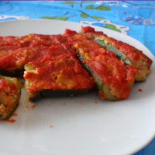 Zucchine al tonno
