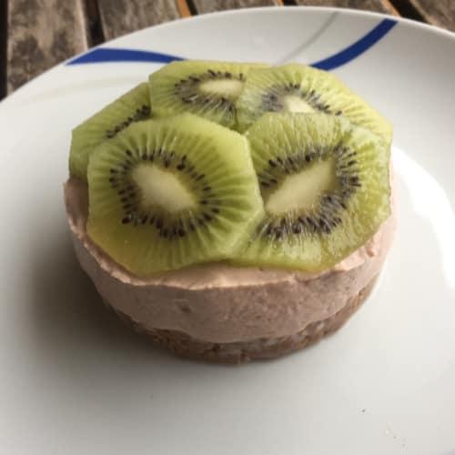 Fit mini cheesecake