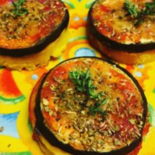 Pizzas Polenta