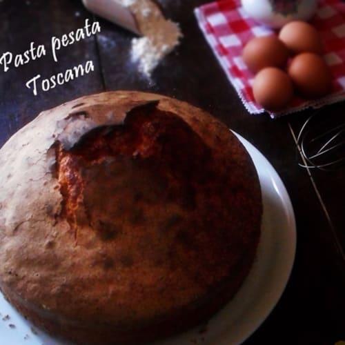 Pasta Toscana pesaje
