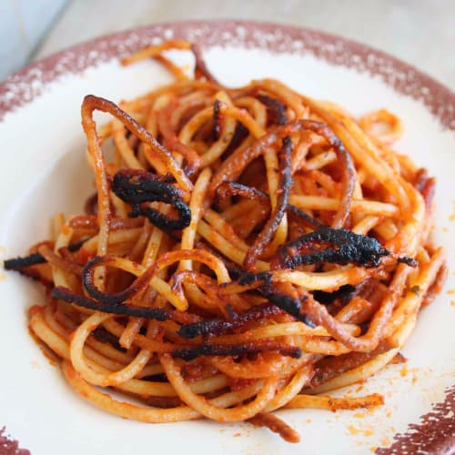 all'assassina Spaghetti