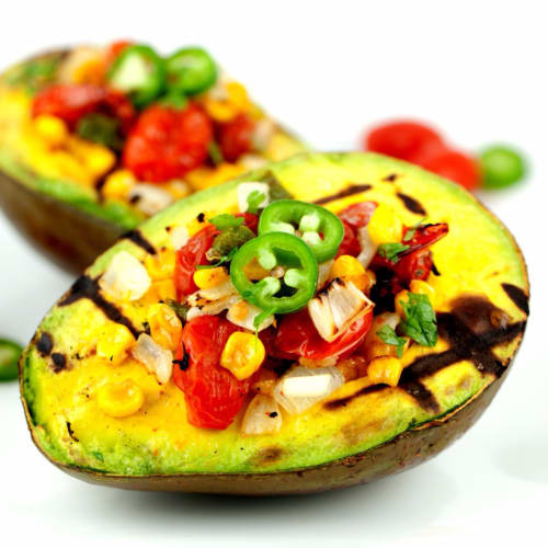 Palta stuffed
