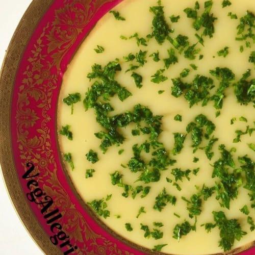 vegetariana vichyssoise