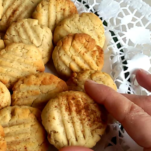 tahina Biscuits