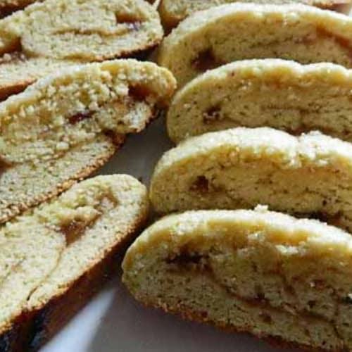 Biscotti strudel