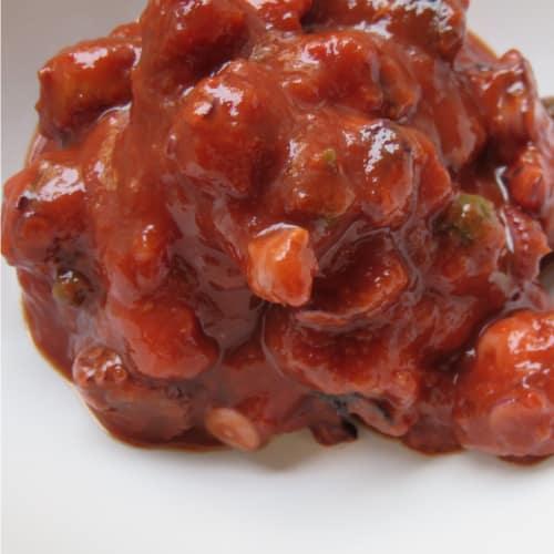 Octopus sauce