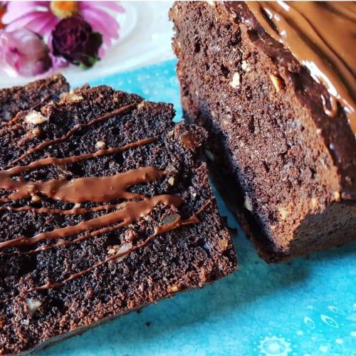 Plumcake con farina di farro e cioccolato
