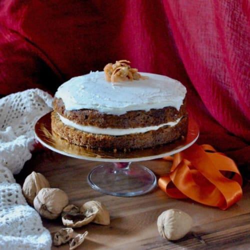 Carrot Cake all'inglese