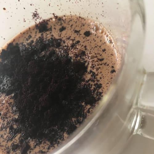 Chocolate caliente estilo Araucano