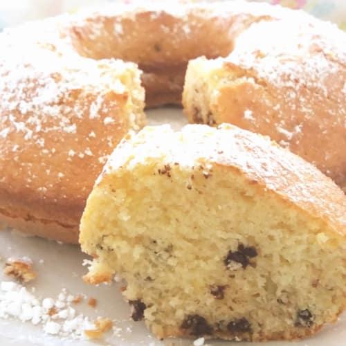 pastel suave y sabroso cinco minutos