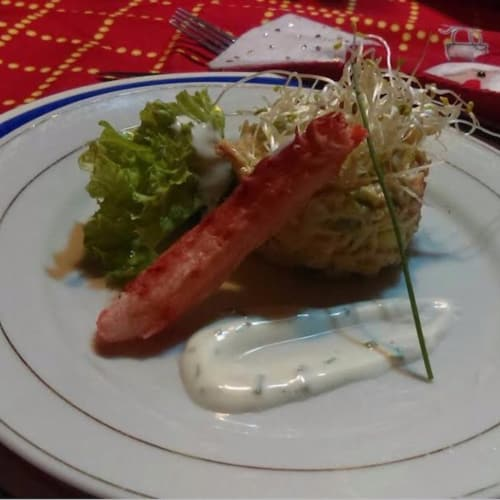 Tatar centolla