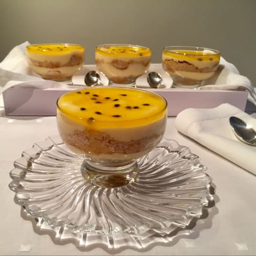 Passion Fruit Schiuma