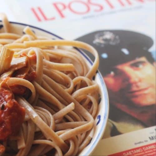 Ruoppolo de espagueti
