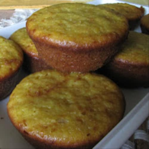 Muffin Carote ed Arance