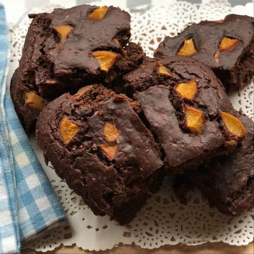 Proteína del gluten Brownies gratis
